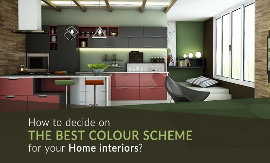 decide on the best colour scheme for your home