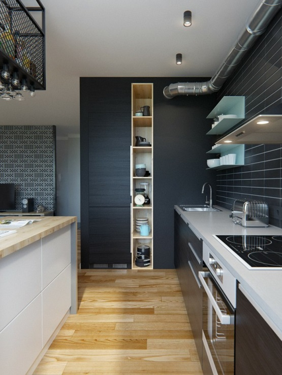 make your kitchen more vibrant